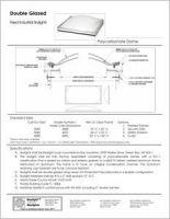 BayLight_Polycarbonate Dome Dade County Double Glazed Skylight_SpecSheet.pdf