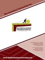 Bay Insulation Contracting Brochure