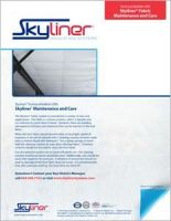Skyliner_TechBulletin009-Skyliner Fabric Maintenance and Care