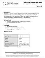 ECHOtape Arenashield Facing Tape FS-G7750.pdf
