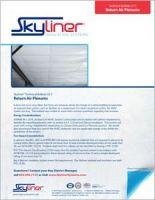 Skyliner_TechBulletin017-Return Air Plenums