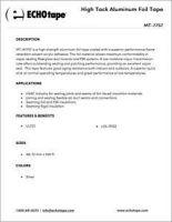 ECHOtape Gymguard High Tack Aluminum Foil Tape MT-7757.pdf