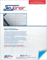 Skyliner_TechBulletin018-Skyliner Perforated Fabric